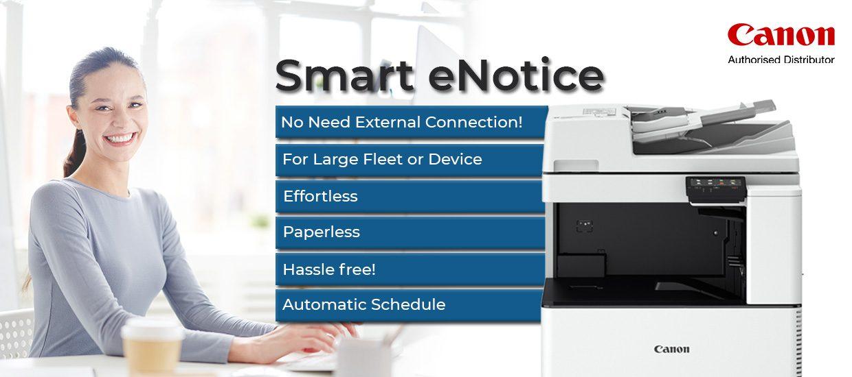 Banner Smart eNotice